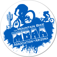 MBAA Sticker