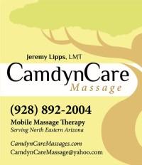 Camdyn Care Massage