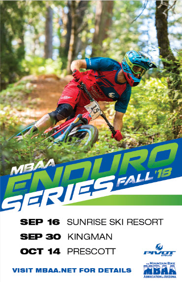 Fall 2018 Enduro Series